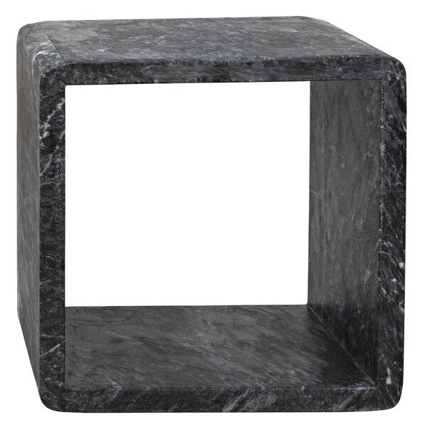 Foundation End Table by Noir