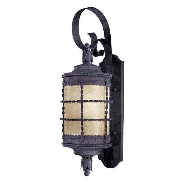 Mallorca 1-Light Outdoor Wall Lantern by Minka Lavery