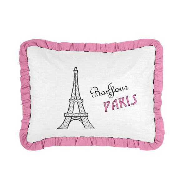 Paris 3 Piece Comforter Set by Sweet Jojo Designs