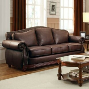 Beau Pratt Show Wood Sofa
