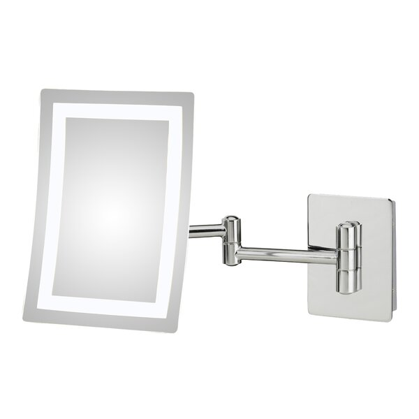 Nishank Single Sided LED Wall Mirror by Orren Ellis