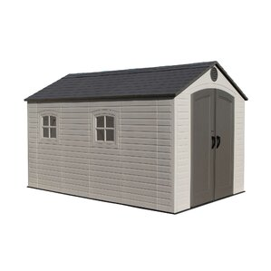 Garden Sheds 8 X 5 storage sheds you'll love   wayfair
