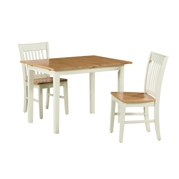 Shipe 3 Piece Dining Set by August Grove