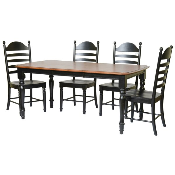 Tracey 5 Piece Dining Set by Chelsea Home