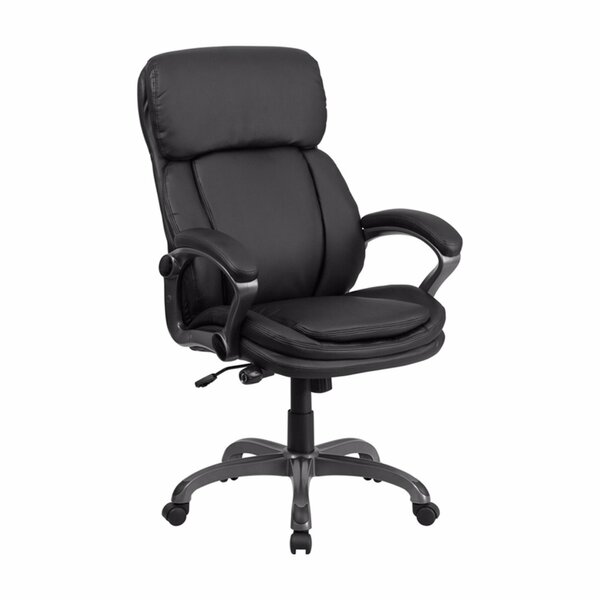 Creamer High Back Swivel Executive Chair by Ebern Designs