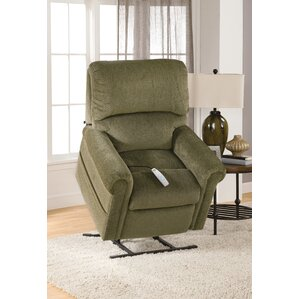 Brookfield Power Lift Assist Recliner by Serta Lift Chairs