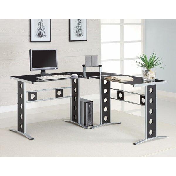 Sengsone Captivating L Shape Computer Desk by Ebern Designs