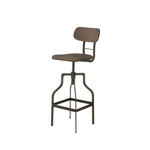 Adjustable Height Bar Stool by Scott Living