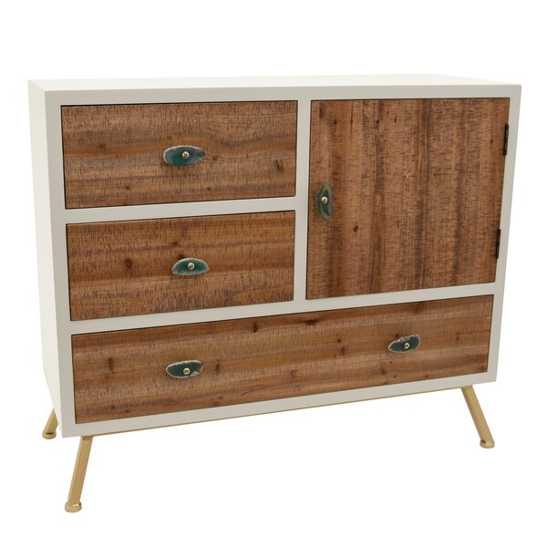 Mcgarry Wood 1 Door Accent Cabinet by Ivy Bronx