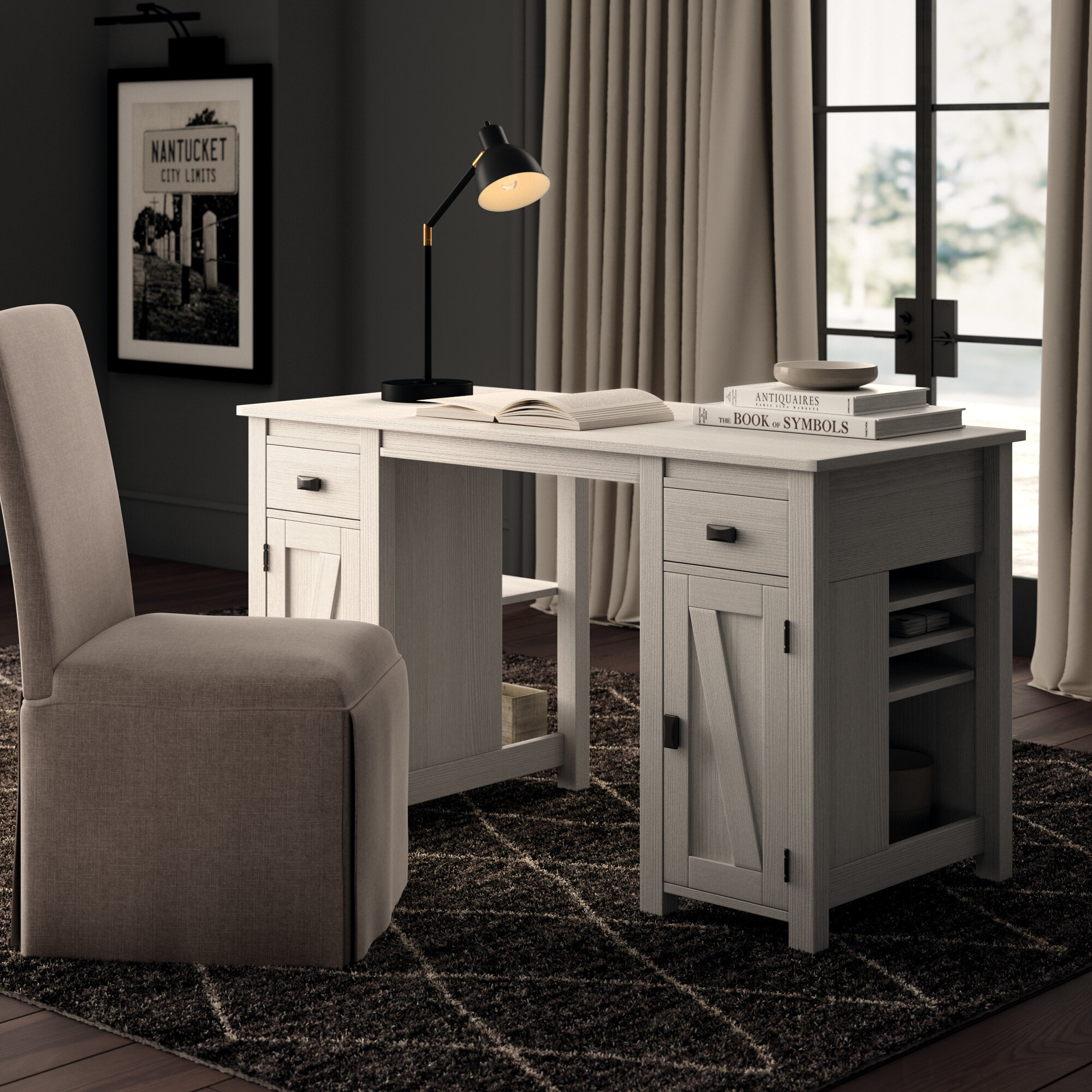 Storage White Craft Sewing Tables You Ll Love In 2021 Wayfair