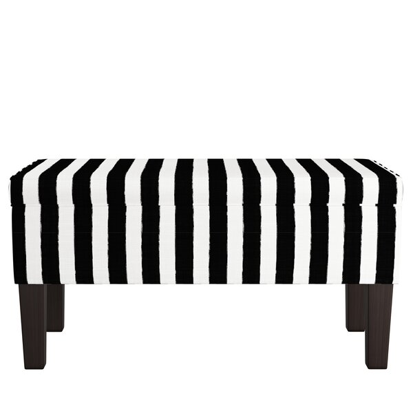 Carmel Upholstered Storage Bench by Mercer41