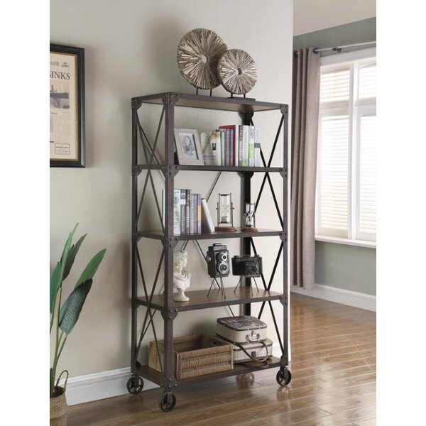 Taryn Etagere Bookcase By 17 Stories
