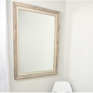 Top Reviews Weathered Beach Wall Mirror By Brandt Works LLC