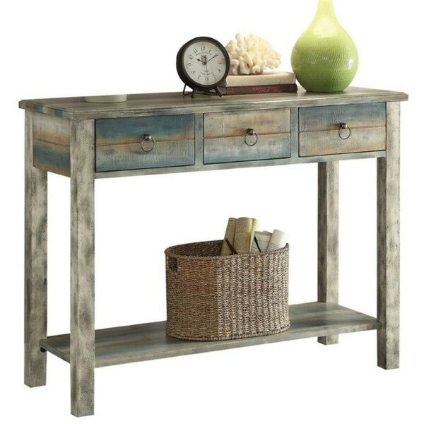 Outdoor Furniture Wes Console Table