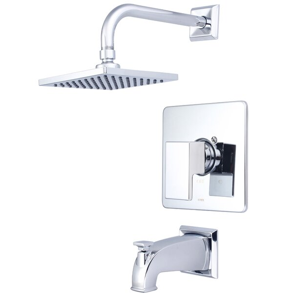Mod Single Handle Volume Control Tub and Shower Faucet by Pioneer Pioneer