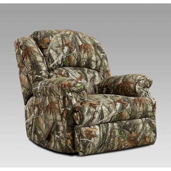 Poteat Manual Rocker Recliner by Loon Peak
