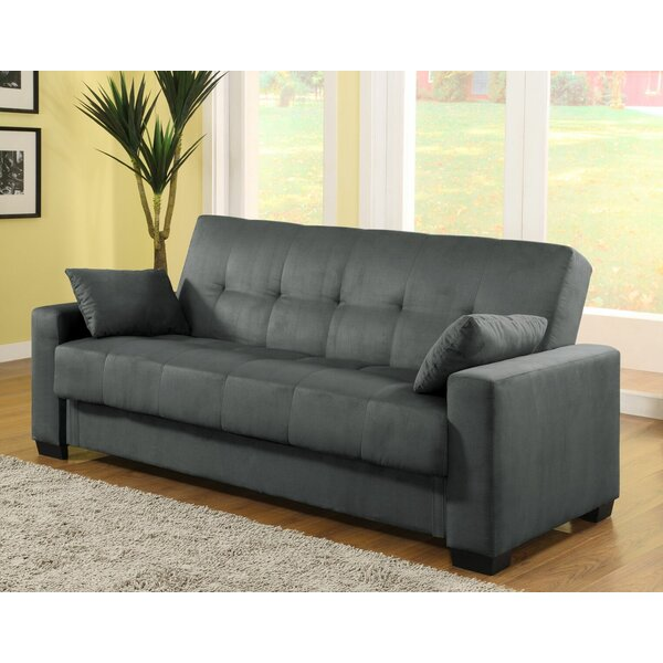 Cadarrah Full Convertible Sofa By Latitude Run