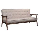 North Charleston 68.5 Tuxedo Arm Sofa by Langley Street™
