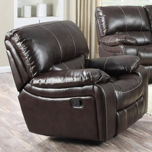 Banner Manual Recliner by Wildon Home ?