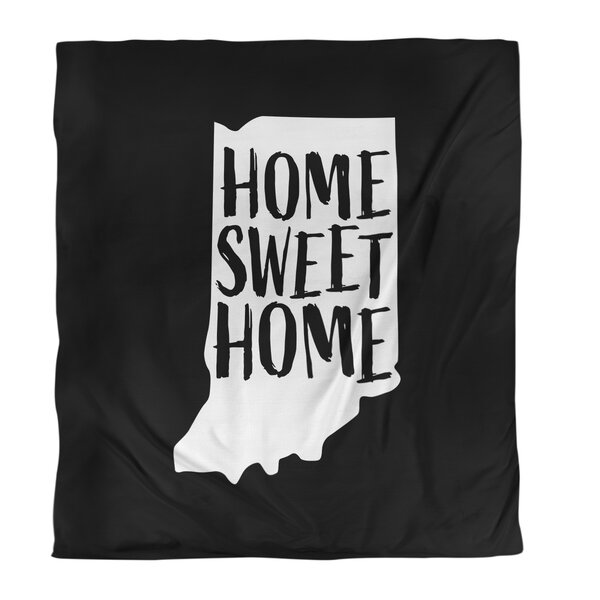 Indiana Home Sweet Single Duvet Cover