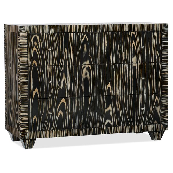 Melange Frye 3 Drawer Accent Chest by Hooker Furniture