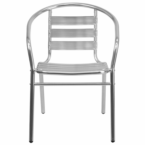 Solerno Stacking Patio Dining Chair by Orren Ellis