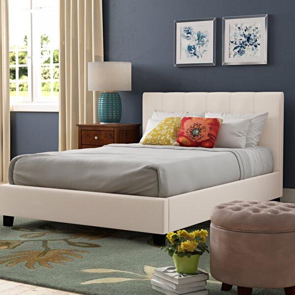 Konopka Upholstered Platform Bed With Mattress By Alcott Hill
