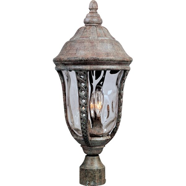 Ithaca Cast Outdoor 1-Light Lantern Head by Astoria Grand