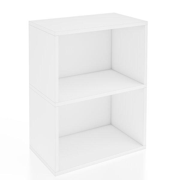 Lisle Standard Bookcase By Ebern Designs