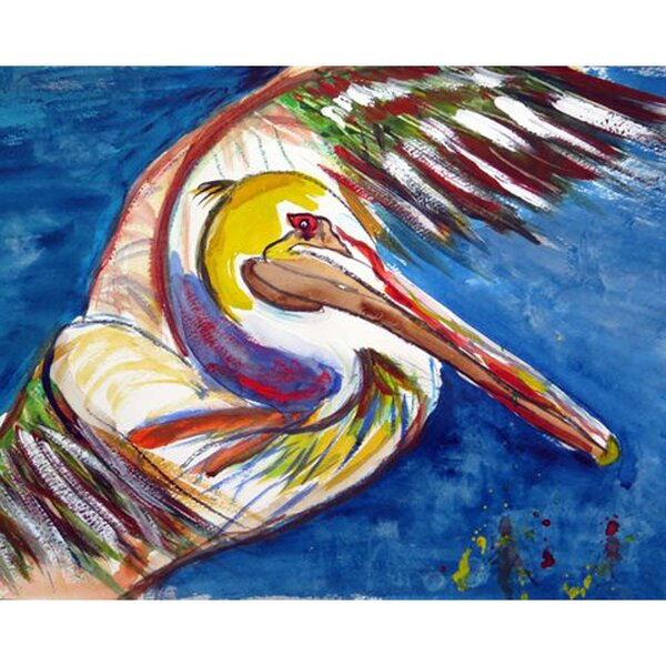 Tovar Pelican Wing Placemat (Set of 4) by Bay Isle Home