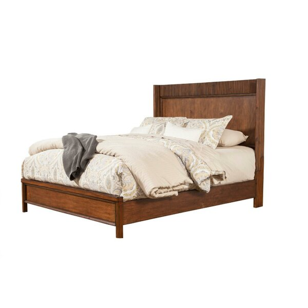 Winebarger Wood Standard Bed by Loon Peak