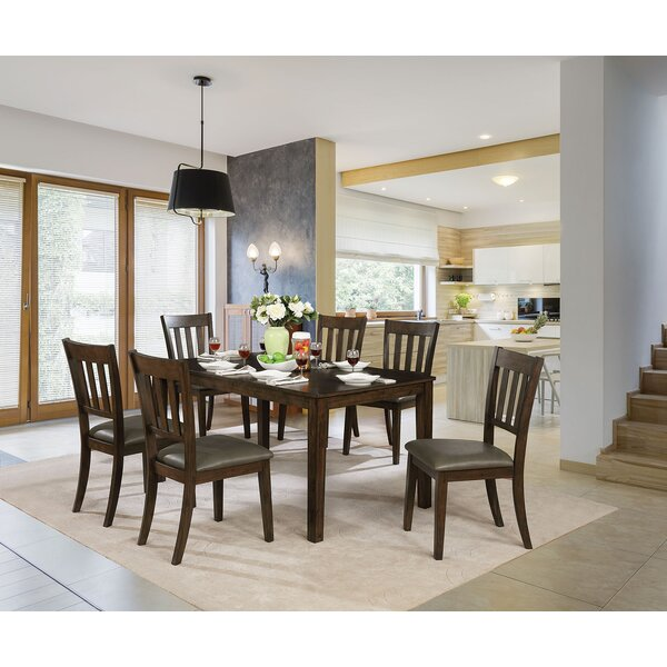 Chou 7 Piece Dining Set by Darby Home Co