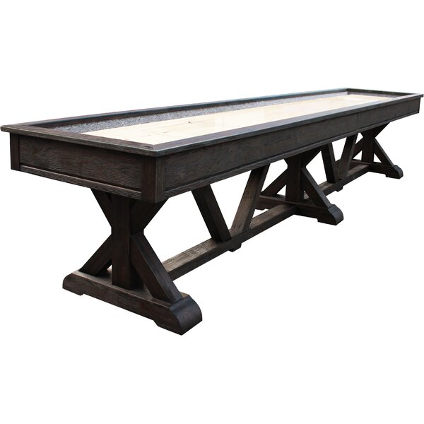 Brazos River Shuffleboard Table by Playcraft