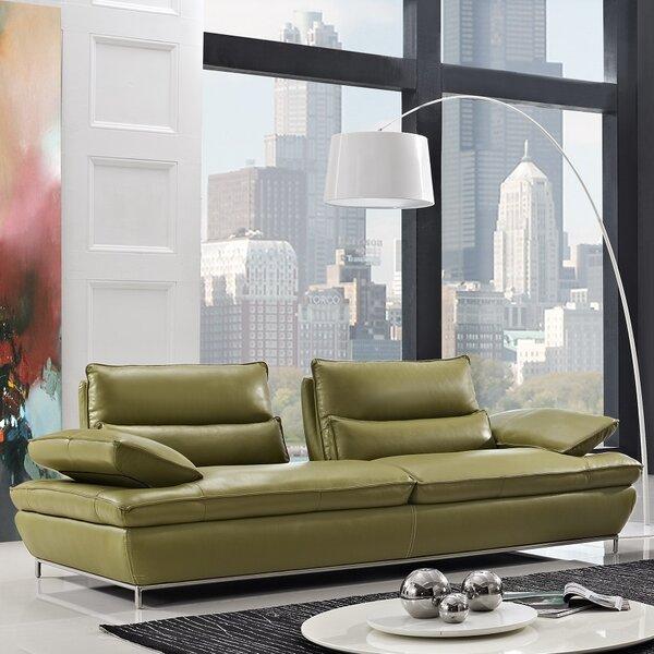 Creative Furniture Naomi Leather Sofa