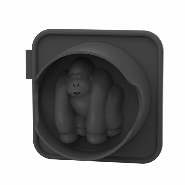 Gorilla Silicone Animal Chocolate Cake Mold by Innoka
