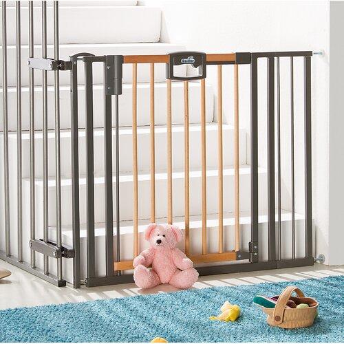 Treppenschutzgitter Easylock Geuther | Kinderzimmer > Babymöbel > Lauf- & Schutzgitter | Geuther