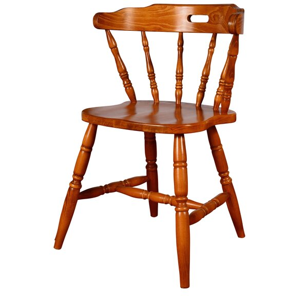 Colonial Solid Wood Dining Chair (Set of 2) by Benkel Seating