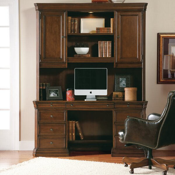 Cherry Creek Executive Desk by Hooker Furniture