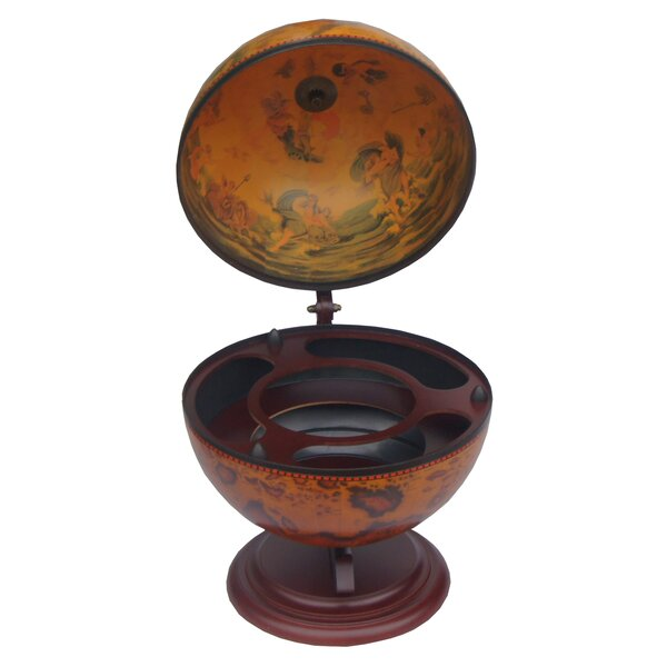 Salemo Bar Globe by Waypoint Geographic