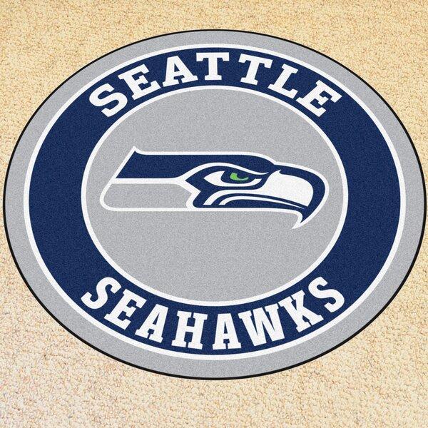 NFL Seattle Seahawks Roundel Mat by FANMATS