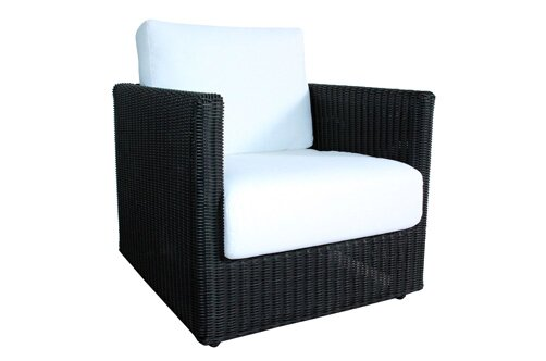 Palma Club Chair with Cushions by E9-Halo