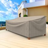 Sofa Patio Furniture Covers You\'ll Love in 2019 | Wayfair