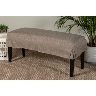 Duplessis Slipcover Bench