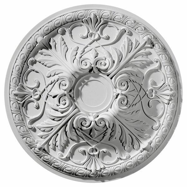 Tristan 26H x 26W x 3D Ceiling Medallion by Ekena Millwork
