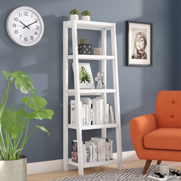 Isla Ladder Bookcase by Andover Mills