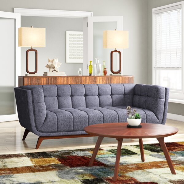 Weekend Choice Bustamante Chesterfield Sofa by Corrigan Studio by Corrigan Studio