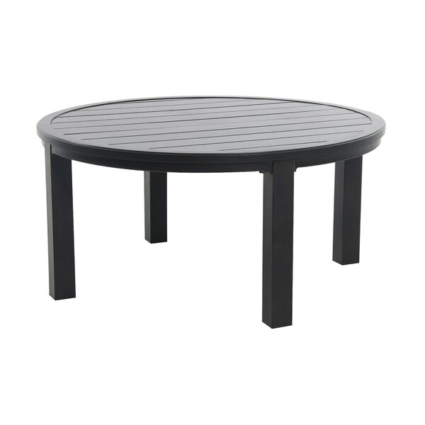 Gerolf Metal Chat Table by Latitude Run