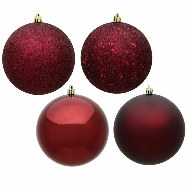 Christmas Ball Ornament (Set of 20) by The Holiday Aisle