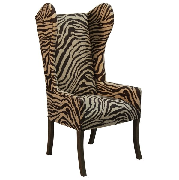 Jamar Upholstered Dining Chair by World Menagerie World Menagerie
