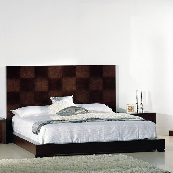 Metro Platform Bed by Hokku Designs
